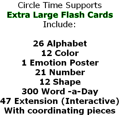 Circle Time Supports